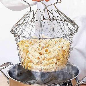Складная решетка для приготовления Magic Kitchen 130139