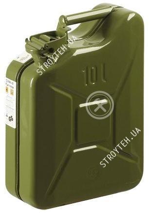 Gelg Канистра для бензина металлическая 10 л