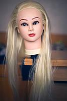 Голова с протеиновыми волосами    волосами 50-55 см