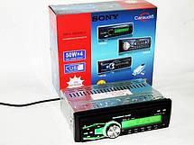 Автомагнитола Pioneer 1083 Съемная панель MP3+USB+AUX+FM, фото 3