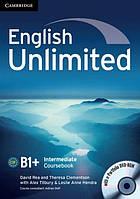 English Unlimited Intermediate Coursebook with e-Portfolio DVD-ROM