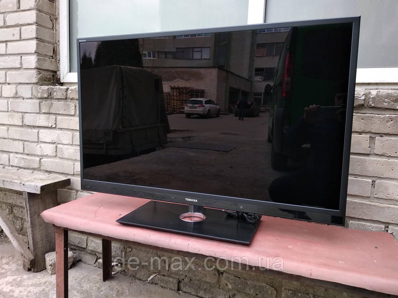 Телевизор 46 дюймов Тошиба Toshiba 46WL863 DVB-T2 Smart TV 3D Full HD