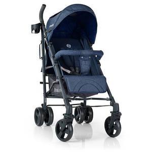 Детская коляска трость El Camino BREEZ ME 1029 Синяя