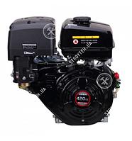 Loncin G420F Двигатель бензиновый , фото 1