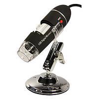 USB микроскоп цифровой 500x кратное увеличение., фото 1