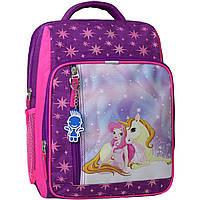 Украина Рюкзак школьный Bagland Школьник 8 л. фиолетовый 387 (0012870), фото 1