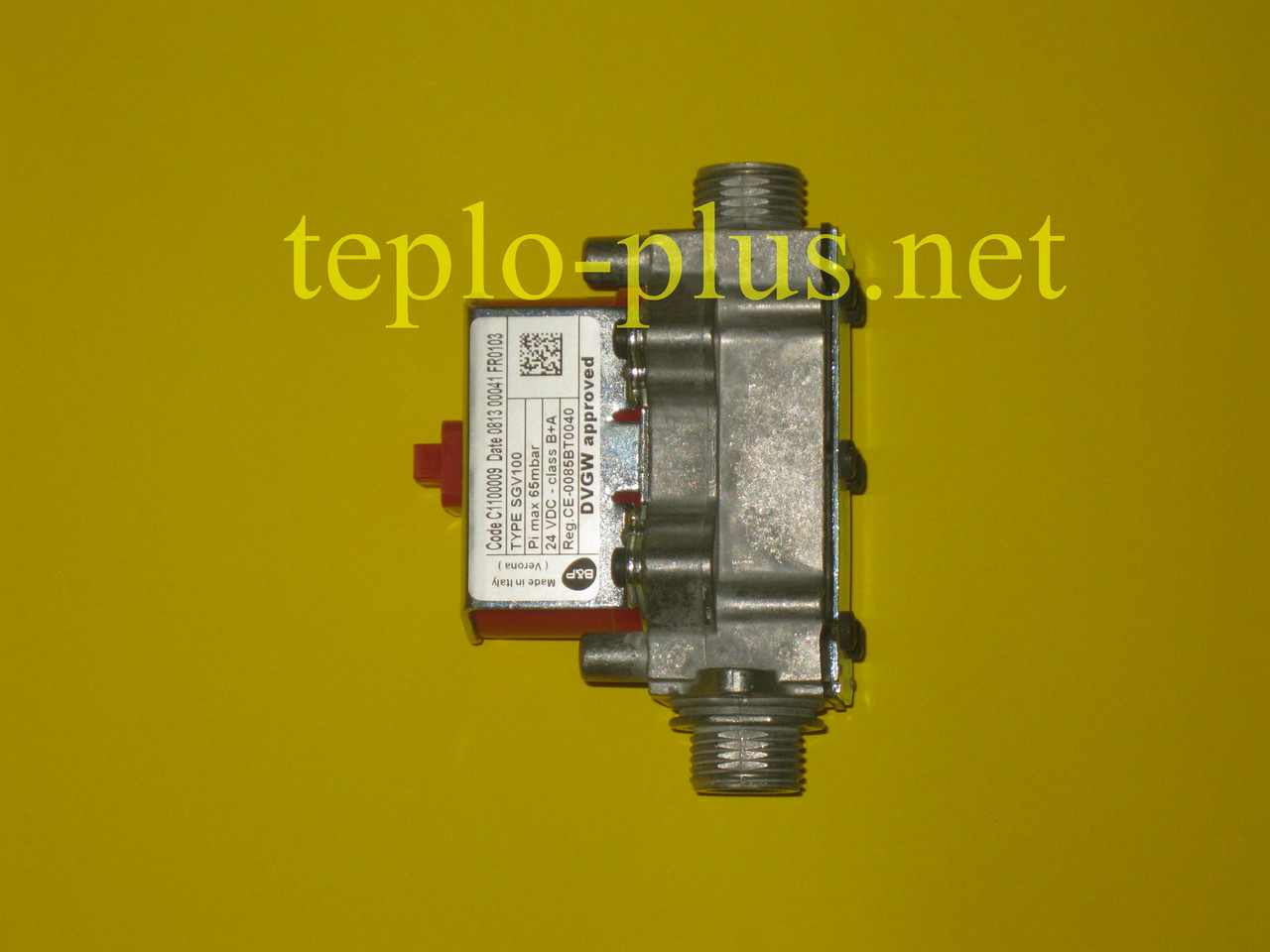 Газовый клапан 39841320 Ferroli Domiproject D, FerEasy D, Domitech D, Divatech C24D, фото 3