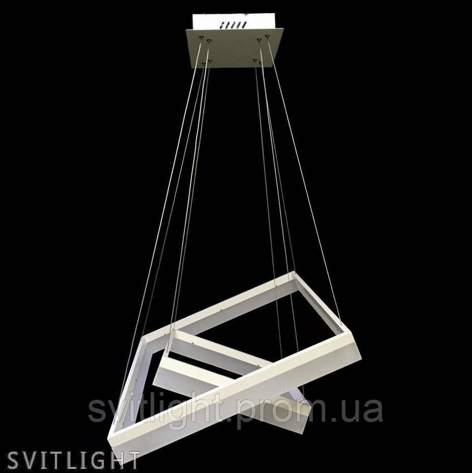 Люстра подвесная LED V9003/600/400 80w WH Svitlight