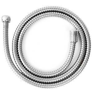 Шланг душевой пластиковый в металлической оплетке 150 см Bathlux 20179