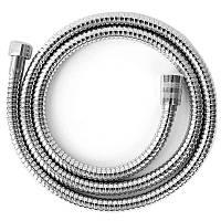 Шланг душевой пластиковый в металлической оплетке 150 см Bathlux 20182