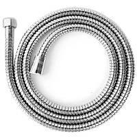Шланг душевой пластиковый в металлической оплетке 175 см Bathlux 20183