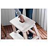Табурет стрем'янка ікеа BEKVAM, береза, IKEA, 301.788.79, фото 2