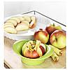 Машина для резки яблок икеа SPRITTA , зеленый, IKEA, 901.529.99, фото 2