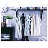 Полотенце кухонное икеа ELEE, белый, синий, IKEA, 700.696.37, фото 5
