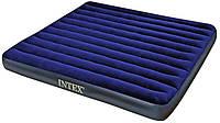 INTEX 68755 ( 183 x 203 x 22 см.)  НАДУВНОЙ МАТРАС