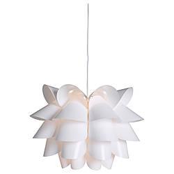 Подвесной светильник KNAPPA, белый, IKEA, 500.706.51