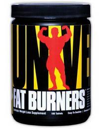 Жироспалювач FAT Burners Universal Nutrition 100 таблеток