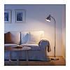 Светильник напольный для чтения LERSTA, алюминий, IKEA, 001.106.40, фото 4