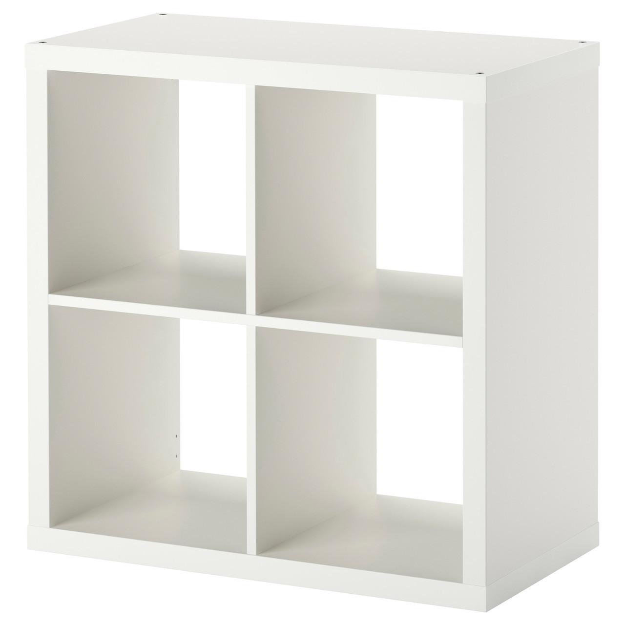 Стеллаж икеа KALLAX, белый, IKEA, 202.758.14