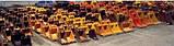Ковши для Экскаватора БОРЭКС ЭО-2621 на базе тракторов МТЗ ЮМЗ, фото 2