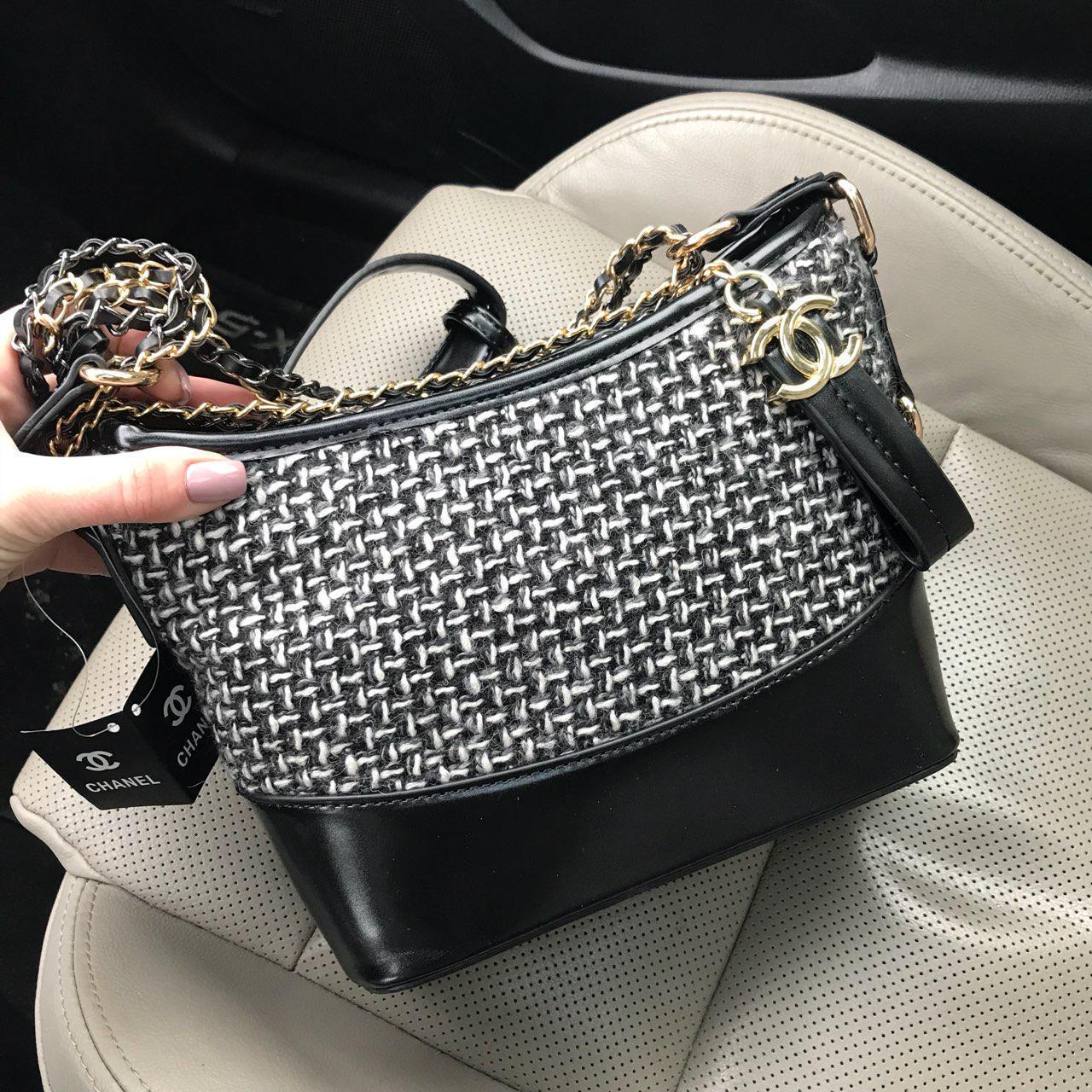 f269fdd56663 Твидовая женская сумка копия Chanel, цена 1 095 грн., купить в Киеве ...