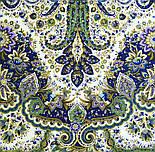 Изюминка 1811-1, павлопосадский платок шерстяной  с шелковой бахромой, фото 9