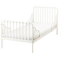 Каркас кровати ИКЕА MINNEN, белый, IKEA, 291.239.58
