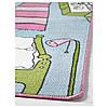 Ковер детский икеа RUMMET с коротким ворсом, разноцветный, IKEA, 503.566.82, фото 3