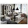 Стул ikea INGOLF, белый, IKEA, 701.032.50, фото 2