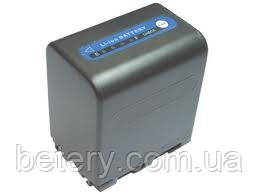 "Акумулятор MastAk аналог Sony NP-QM91 7,4 V 4,2 Ah (30,2 W) ""info-Litium """