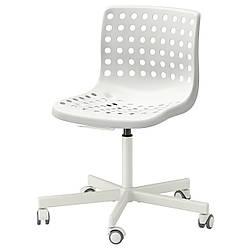 Рабочий стул SKÅLBERG / SPORREN, белый, IKEA, 690.236.12