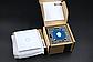 Бесшумный сенсорный выключатель Livolo Silent белый стекло (VL-C701Q-11), фото 5