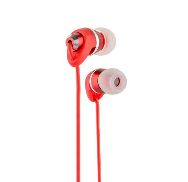 Наушники Remax RM-585 Metal Touching Red