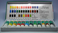 Акриловые краски 12 цветов