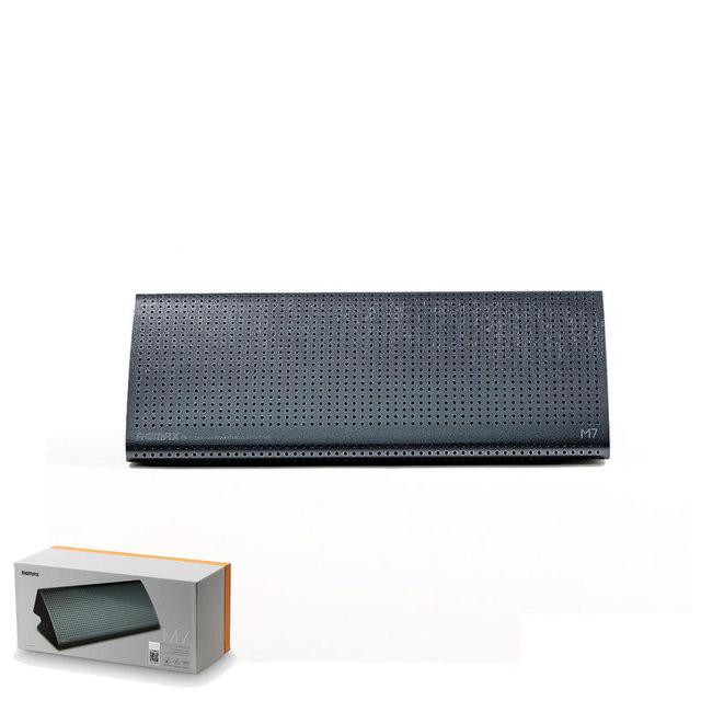 Bluetooth колонка Remax RB-M7 Grey