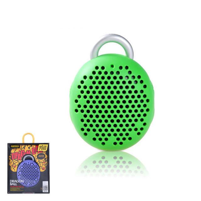 Bluetooth колонка Remax Dragon Ball RB-X1 Green