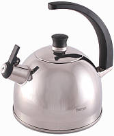 Чайник Fissman Glasgow со свистком 2.5 л FN-KT-5922psg, КОД: 170945
