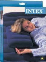 Надувная подушка флокированная Intex 68672 - купить в Украине, фото 2