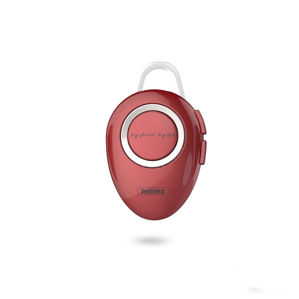 Гарнитура bluetooth Remax RB-T22 Red