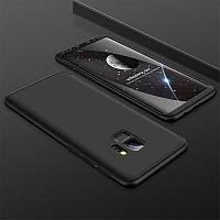 Чехол GKK 360 для Samsung S9 / G960 бампер накладка Black