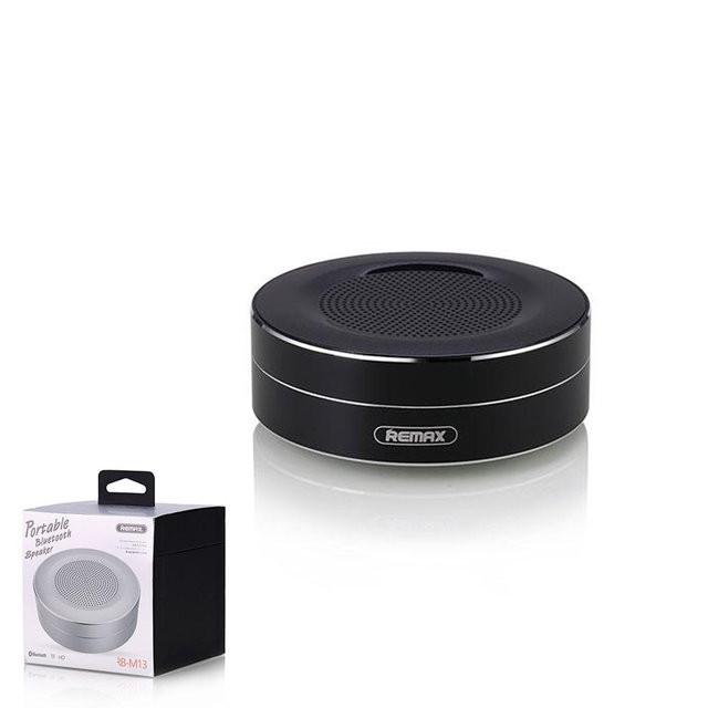 Bluetooth колонка Remax RB-M13 Black