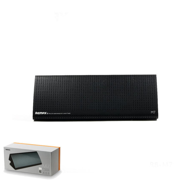 Bluetooth колонка Remax RB-M7 Black