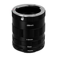 Набор макро колец, удлинительные кольца Fujifilm X FX