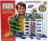 Детская мега-парковка паркинг.Гараж