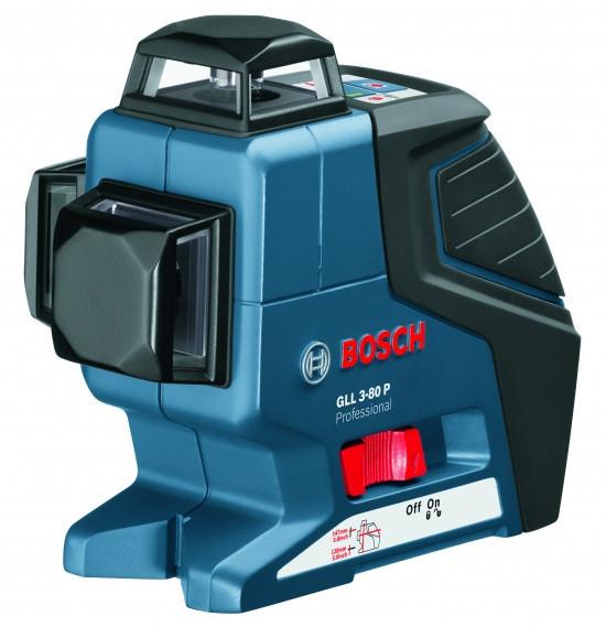Bosch GLL 3-80 P Лазерный нивелир (0601063305)