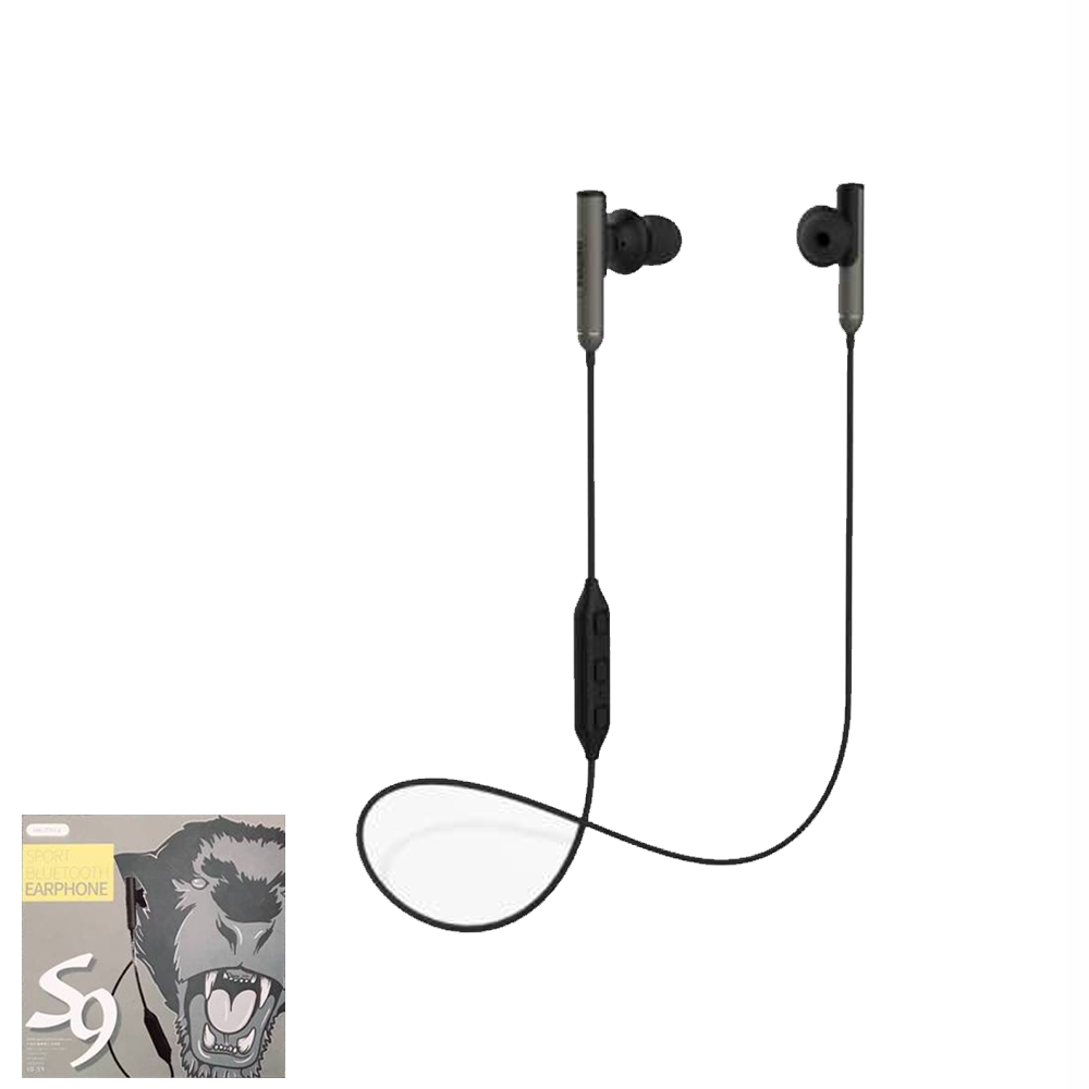 Навушники bluetooth Remax RB-S9 Black