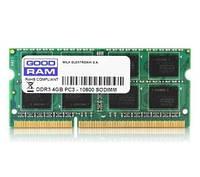 Оперативная память GoodRam DDR3 4096MB 1066 CL7 (GR1066S364L7/4G)
