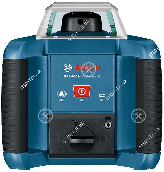 Bosch GRL 400 H SET Professional Ротационный лазер (0601061800)