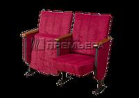 Кресло для актовых и конференц залов КЛАССИКА