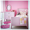 BUSUNGE Комод с 2 ящиками, светло-розовый 202.290.11, фото 2